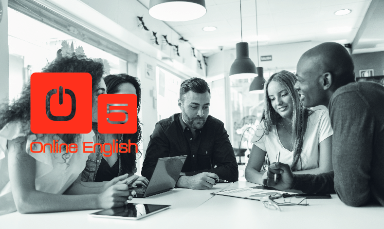 Online English - Módulo 5 oem5